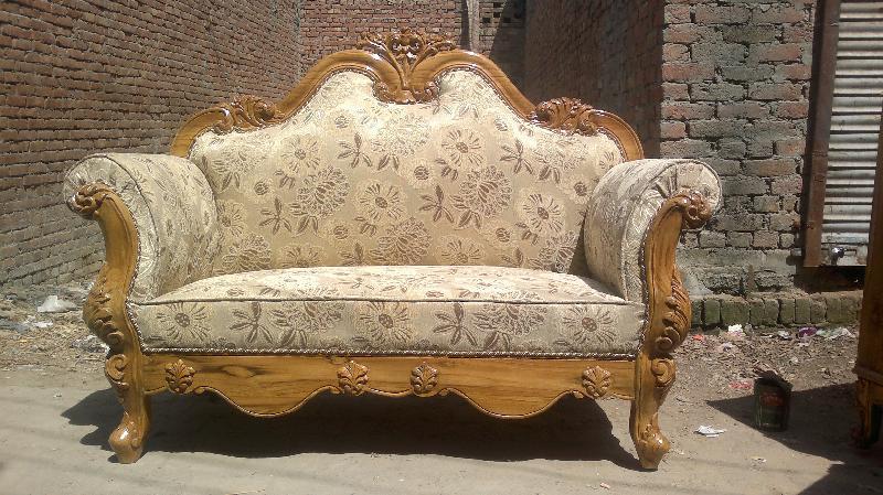 Wooden Sofa 24