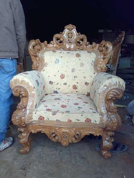 Wooden Sofa 28