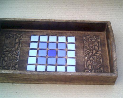 Wooden Tray 04