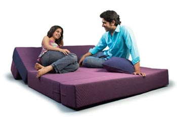 Charmant Folding Foam Sofa Bed India Thecreativescientist Com