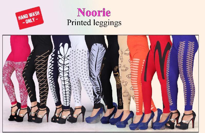 Printed Noorie Leggings