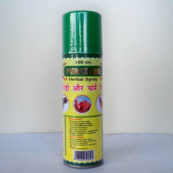 Veterinary Anti Skin Disease Spray