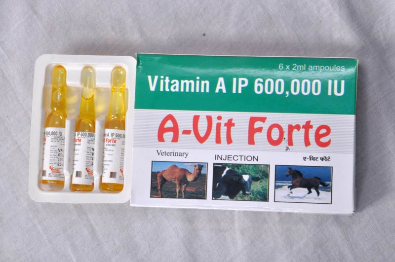 A-Vit Forte Injections