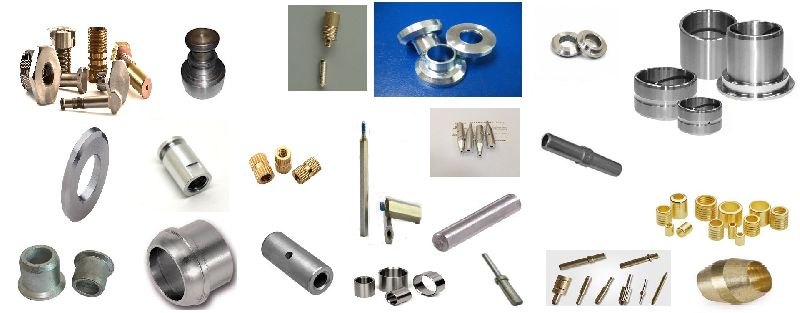 Customized Nut Bolt Washer Pin