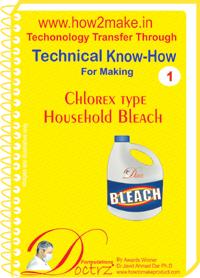 Chlorex Type Household Bleach Formulation (eReport)