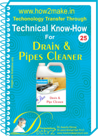 Drain Cleaner Formulation (eReport)