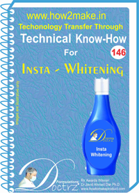 Insta Whitening Formulation (eReport)