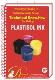 Plastisol Ink Formulation (eReport)