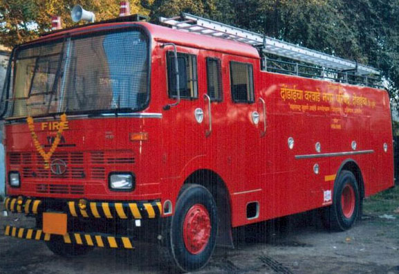 Water Foam Tender