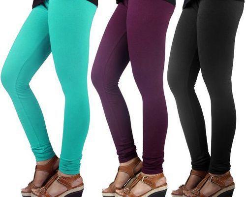 819a2e38cbaeb Ladies Plain Leggings Manufacturer Supplier in Delhi India