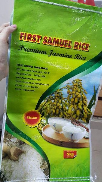 US Jasmine Long Grain Rice 02