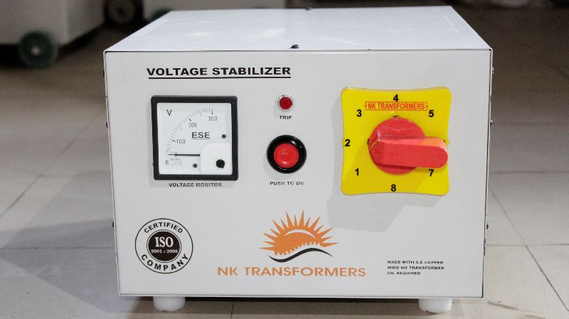 Manual Voltage Stabilizer 01