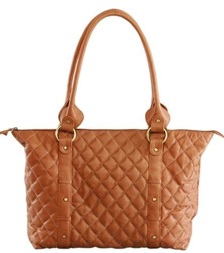 Ladies Leather Hand Bags 03
