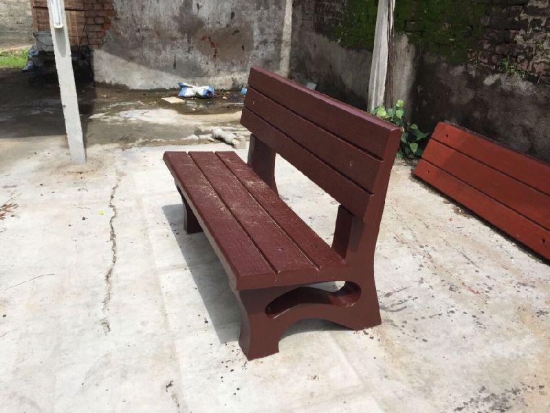 RCC Wooden Texture Bench