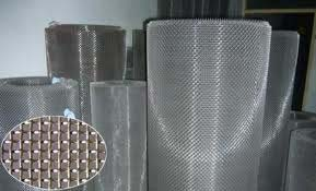 Stainless Steel Wire Mesh,SS Wire Mesh Suppliers in Dammam