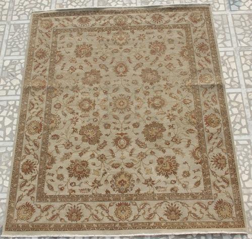 Hand Knotted Wool Carpet 03