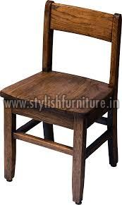 Wooden Chair 02