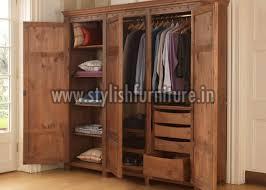 Wooden Wardrobe 02