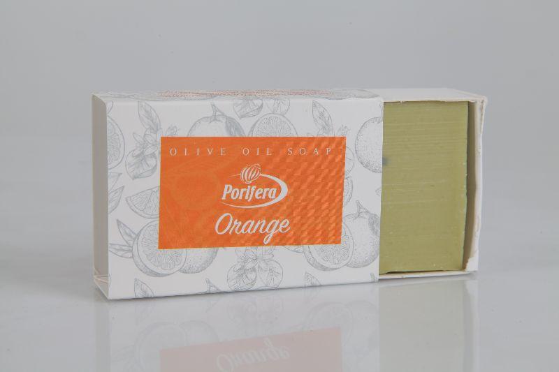 Orange Greek Premium Olive Oil Soap