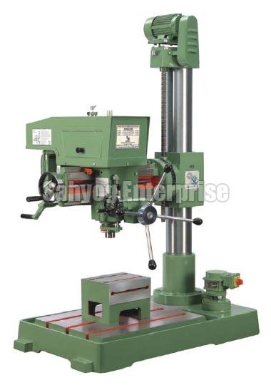 Radial Drilling Machine (SER-25)
