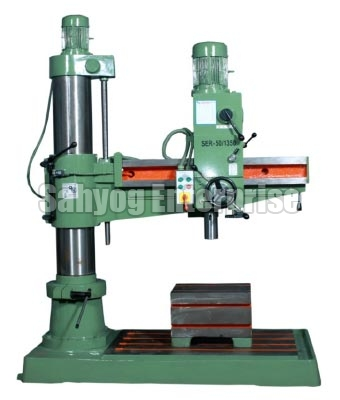 Radial Drilling Machine (SER-50/1350)