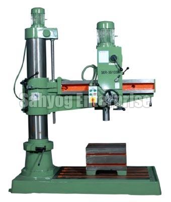 Radial Drilling Machine (SER-50/1350)