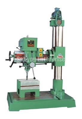 Radial Drilling Machine (SER-I)