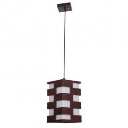 Wood Glass Pendant Lights