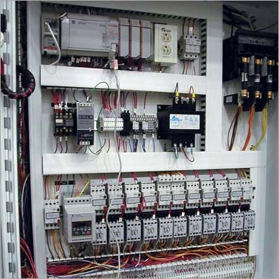 Plc Control PanelElectrical PanelPlc Panel Suppliers From