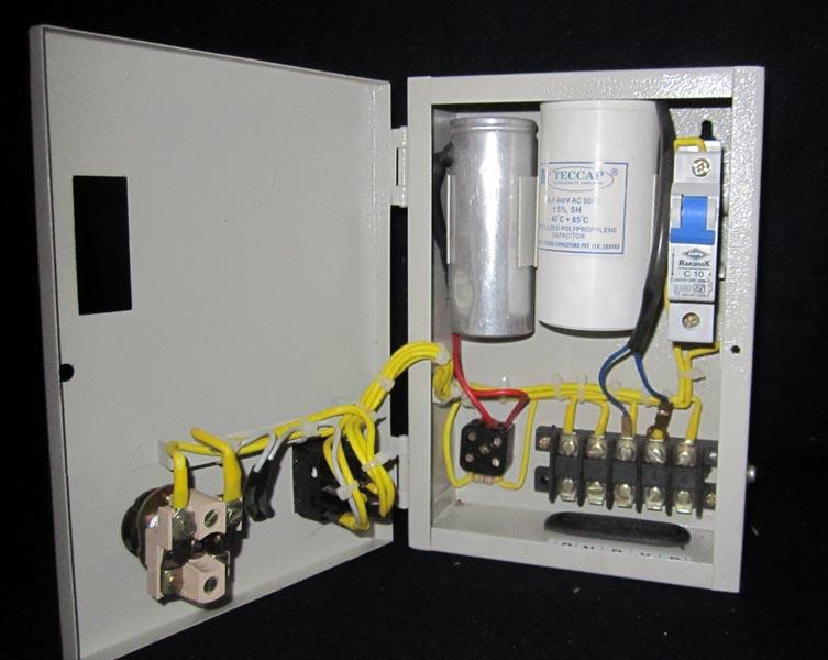 Submersible Pump Control Panel Circuit Diagram Circuit