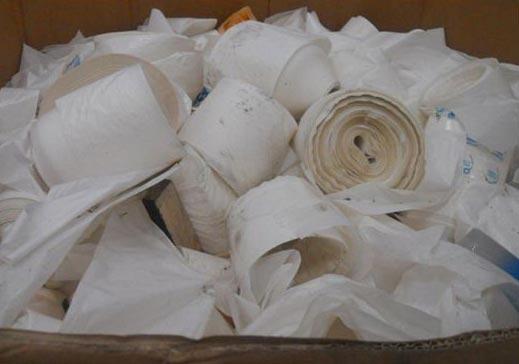 Silicone Paper Scrap