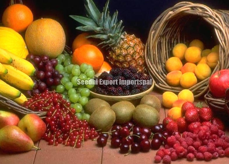 Fresh Fruits Suppliers in Vadodara - Seedhi Export Importspal