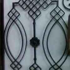 Fabricated Gate 08