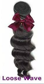 Loose Wave Weft Hair