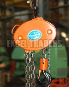 Chain Pulley Blocks (ES Series)