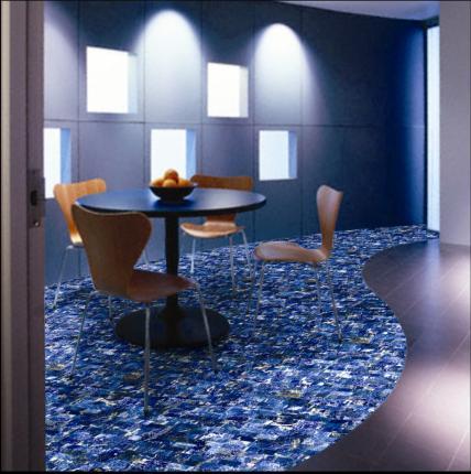 Lapis Lazuli Gemstone Slab 02
