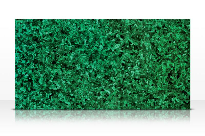 Malachite Gemstone Slab 02