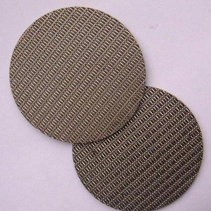 Stainless Steel Wire Mesh Circle Filter