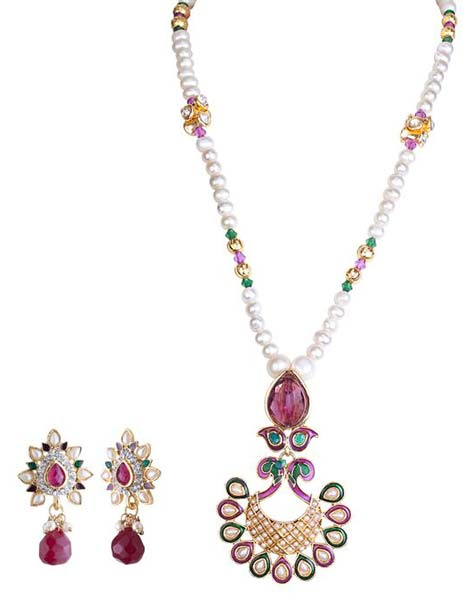 Pearl Pendant Set Suppliers