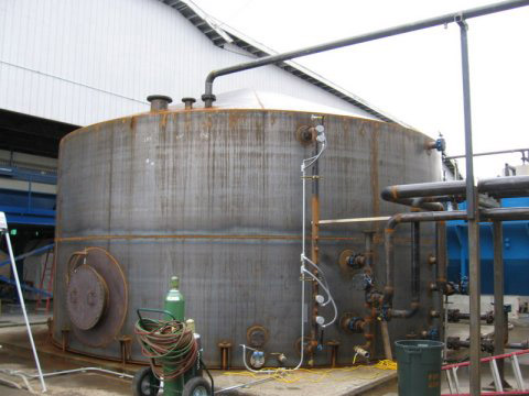 Storage Tank Fabrication Services