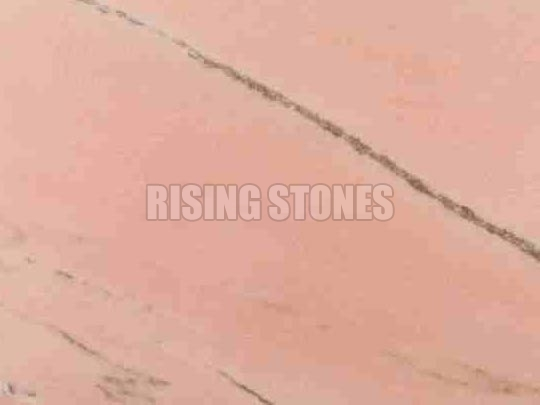Indian Pink Marble Stone