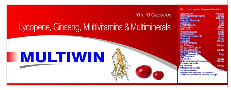 Multiwin Capsules For Womens