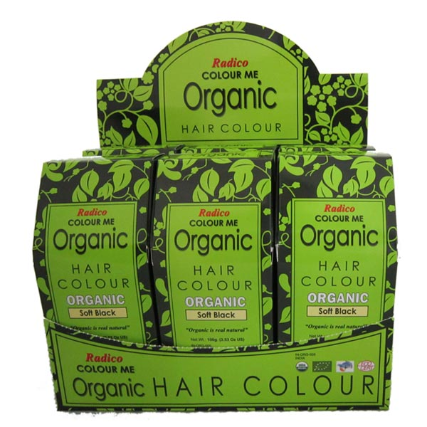 For More Details View All Organic Hair Colour Chart