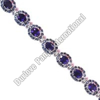 Silver Bracelet (28Gm)