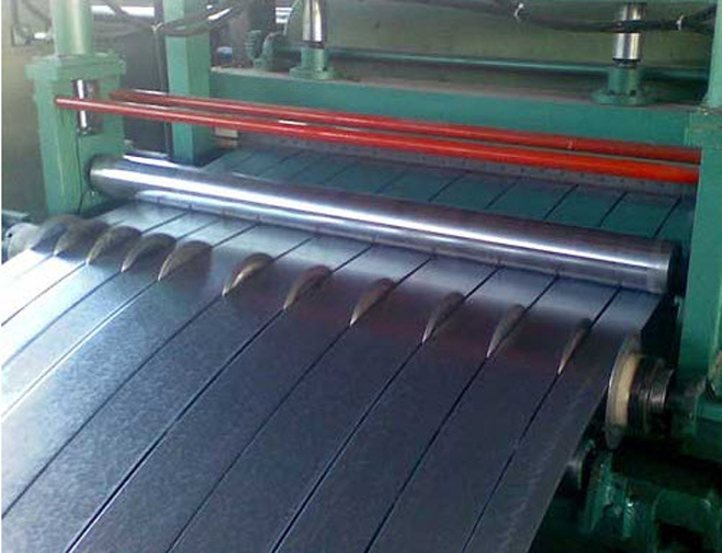 Steel Sheet Slitting Machine