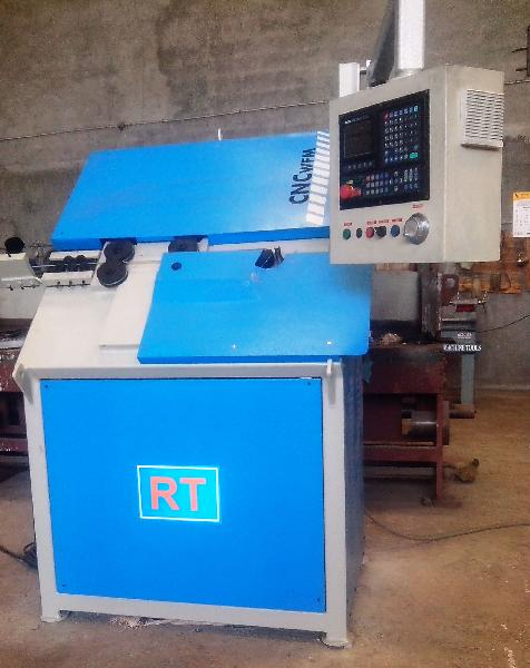 Wire & Strip Forming Machine