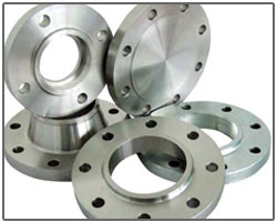Alloy Steel Forged Flanges