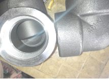 Carbon Steel Socket Weld Fitting 03