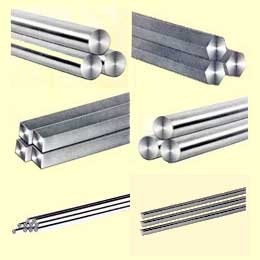 Stainless Steel Bright Bars Exporter India
