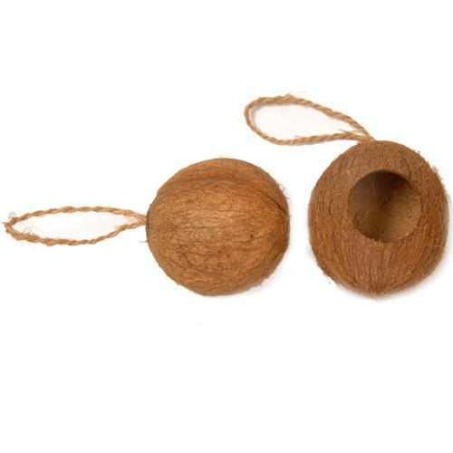 Coconut Shell Bird Houses